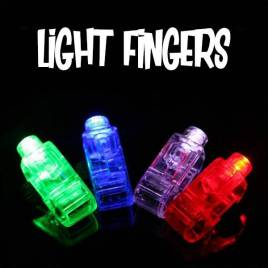 LIGHT FINGERS LED