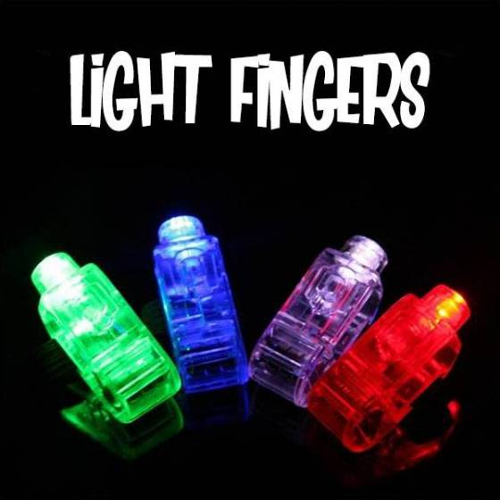LED FINGERS LIGHT