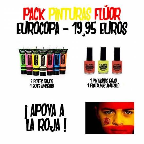 pack maquillaje brilla en la oscuridad España