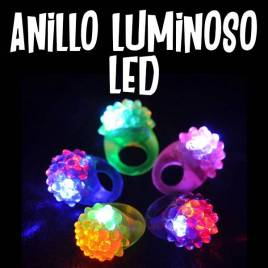 Anillo Silicona LED
