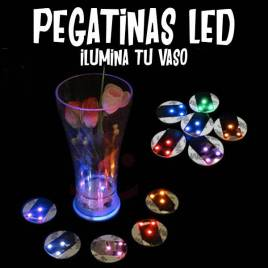 Pegatinas Luminosas LED