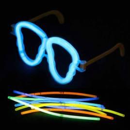 Gafas Fluorescentes Calavera