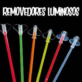 Removedores luminosos
