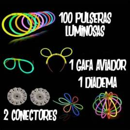 pack ahorro luminosos fluorescentes